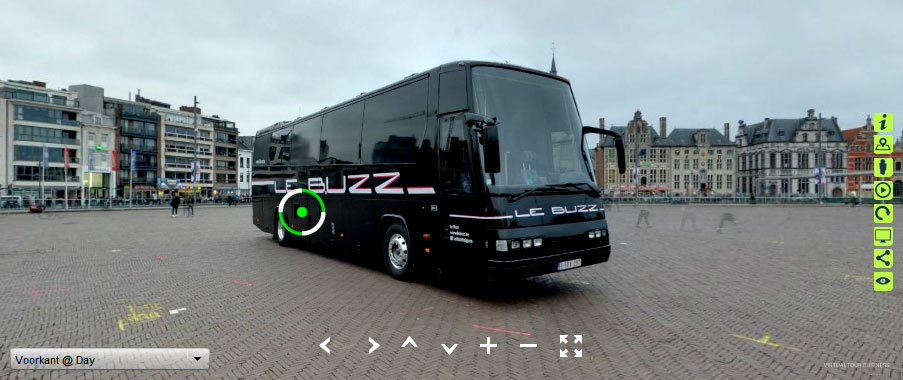 Virtual tour in Le Buzz